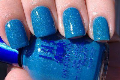 favorite color blue!