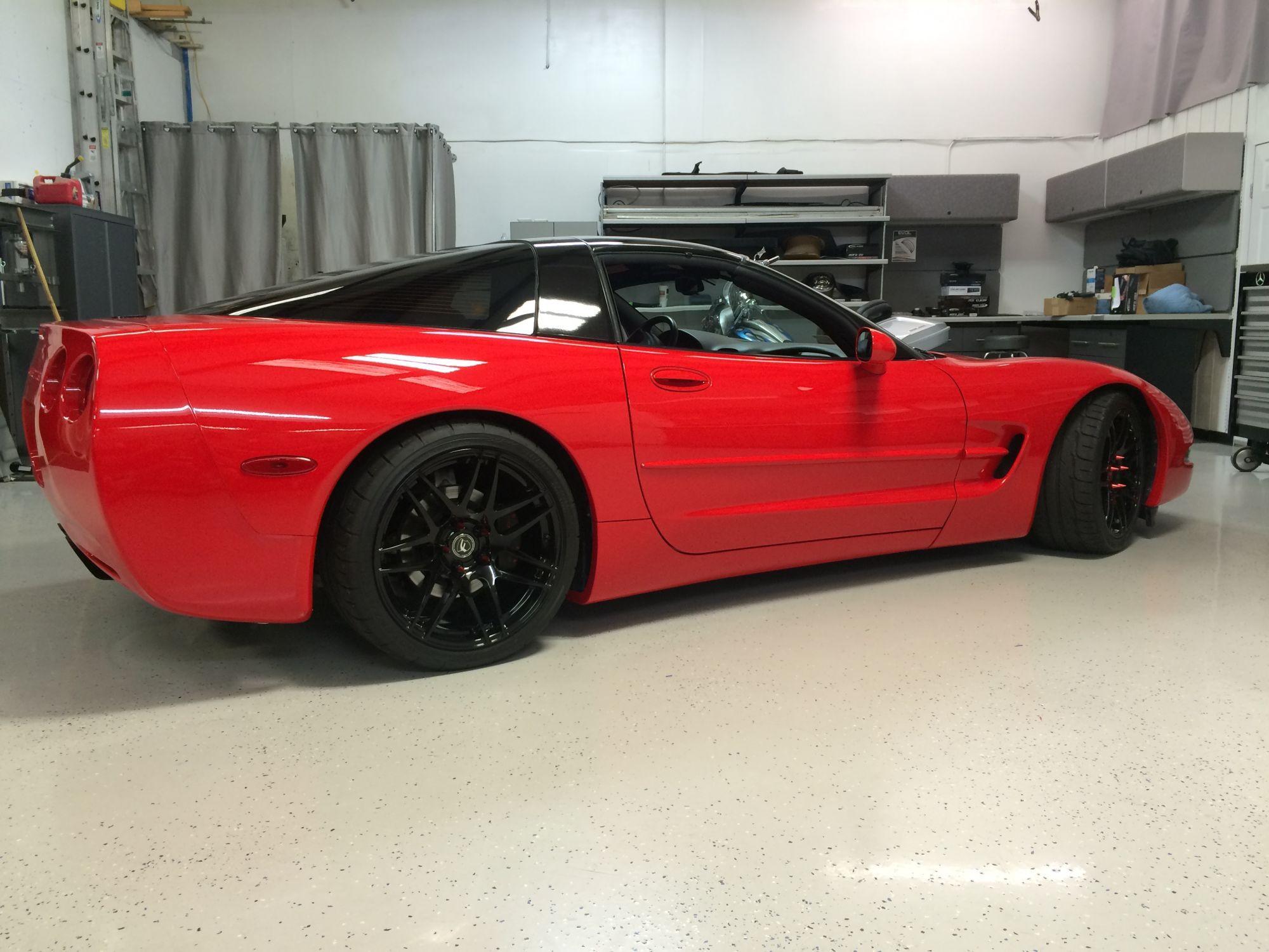 Pin On Little Red Corvette