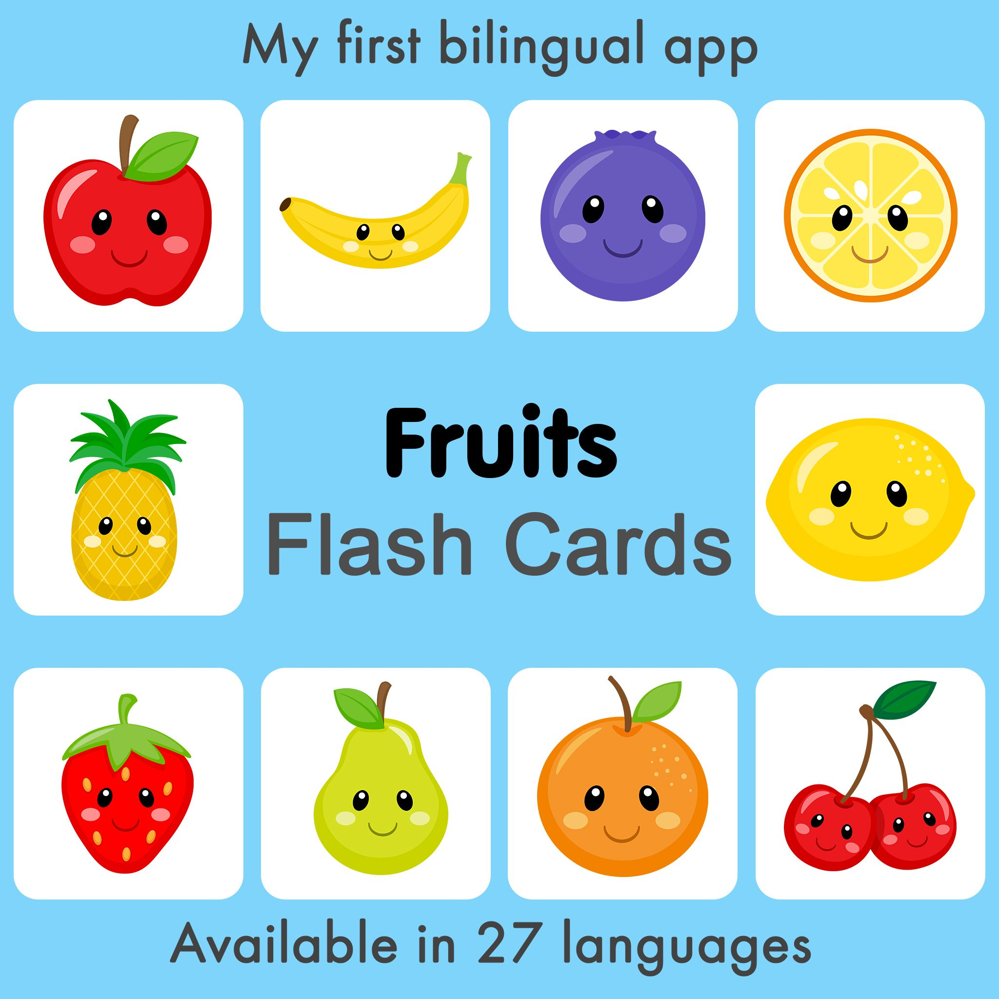 """My first 250 words"""" Bilingual Virtual Flash Cards** For"""