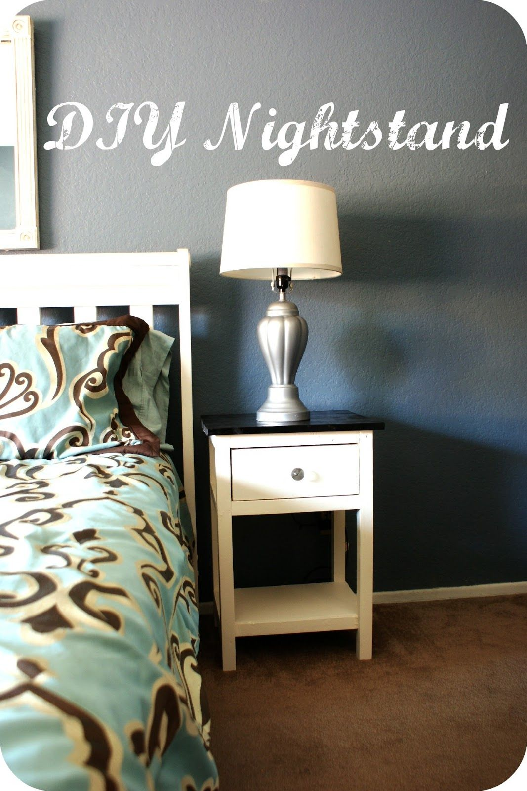 The Most Original Ideas That Can Be Found Online And Which Copied Or Modified According To Your Needs Nightstands Diy Diynightstands Bedroom