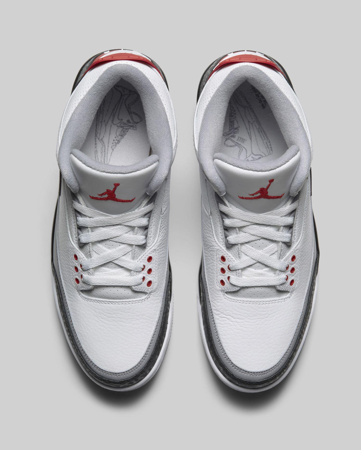 18d91dcb1dfc The Original Air Jordan 3 Sketch Comes to Life with the Air Jordan 3   Tinker  - WearTesters