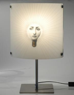 fornasetti table lamp