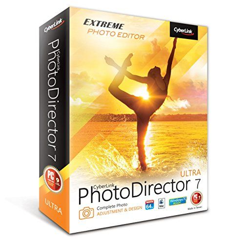 PhotoDirector 7 Ultra (PC/Mac) Kemo Land UK Pinterest PC