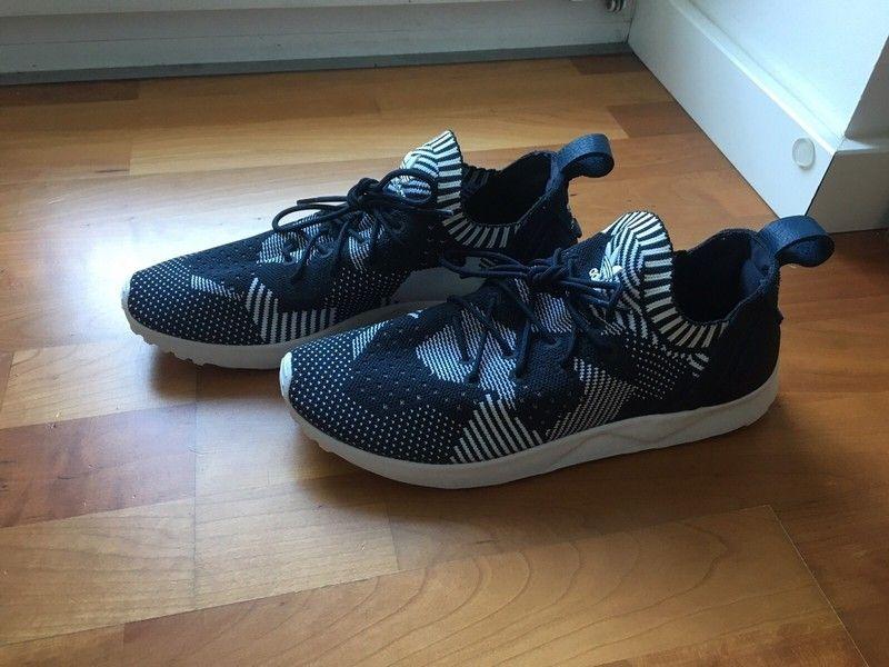 Neue Adidas Strick Sneaker Gr.40 ZX Flux ADV Virtue