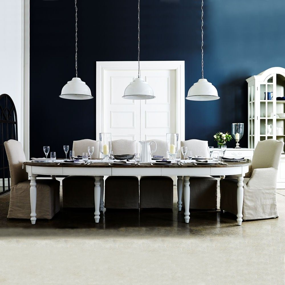 Timber Top Apartments: Louis XV Riviera Extension Dining Table