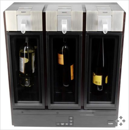 INFORMATION FACTORY :: 정수기에서 와인이 나오네?!