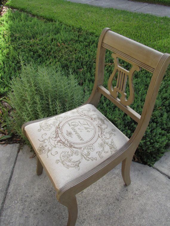 gray painted harp back chair - Google Search | House ...