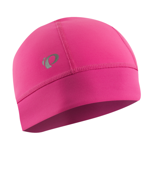 Pearl Izumi Thermal Run Hat  Pink winter cap to protect your head and ears  when running in cold weather 5b66eccf4