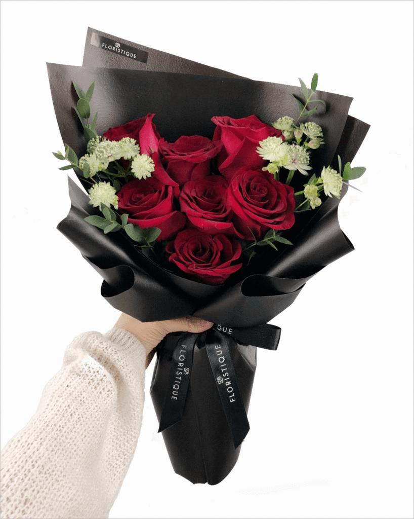 Floristic Anniversary Flower Bouquets Singapore