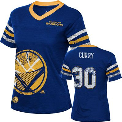 a446ebe46 Golden State Warriors Girls adidas Player Replica Jersey Tee ...