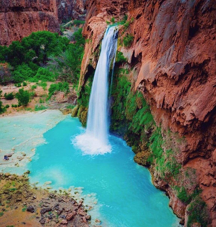 Yes! 😍 Havasu Creek, Arizona USA 🇺🇸