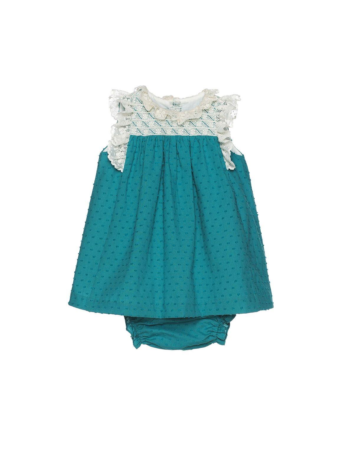 45ad7d68 NANOS SHOP ONLINE. Detalle | sewing dresses for a girl | Ropa bebe ...