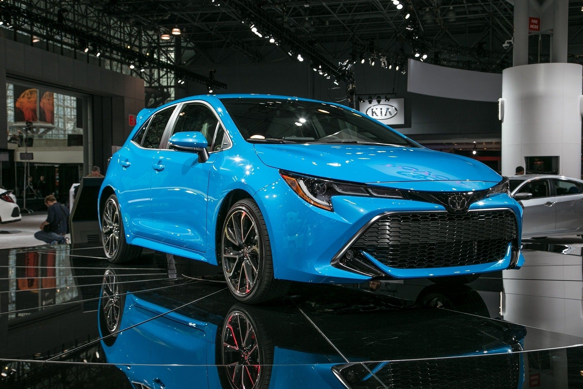 2019 Toyota Matrix Overview And Price In 2020 Toyota Corolla Hatchback Corolla Hatchback Toyota Corolla