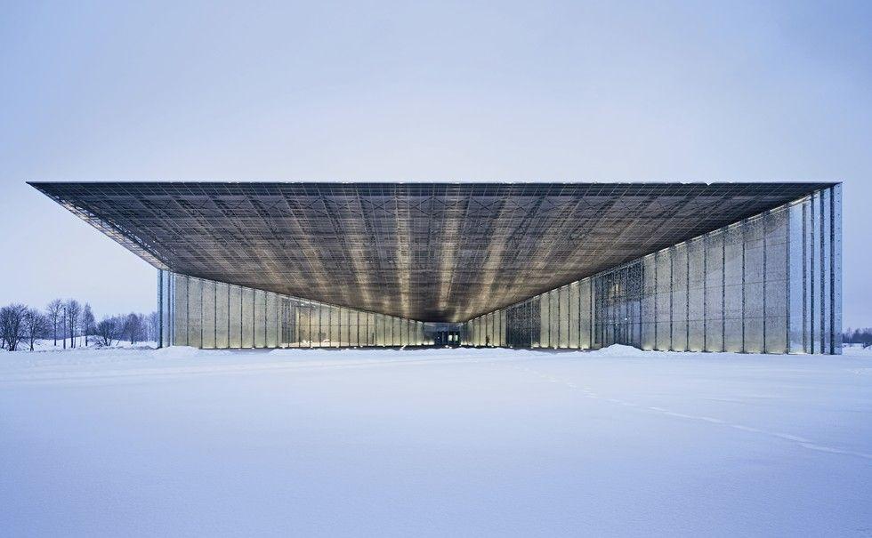 Estonian National Museum, DORELL.GHOTMEH.TANE (DGT Architects)