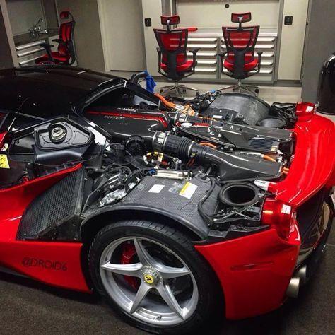 Ferrari Laferrari I Didnt Even Like The Engine Has Electric All Over It Mean Love Oushhh