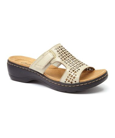 Womens Sandals Clarks Hayla Samoa White Leather