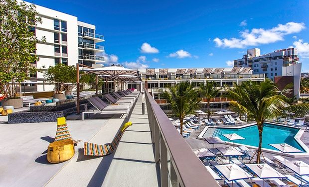 Stay At The Gates Hotel South Beach A Doubletree By Hilton In