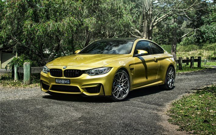 Cool Cars Sports BMW M Coupe F Gold M German - Cool german cars