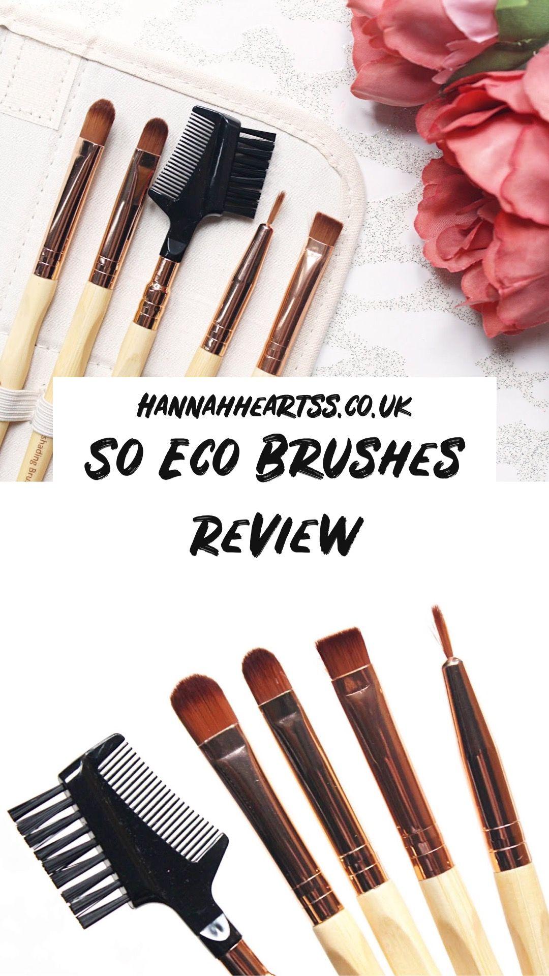#crueltyfree makeup brushes review #makeup #makeuplover ##
