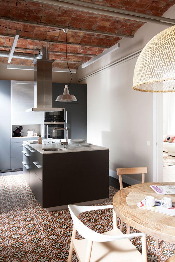 Más de 1000 ideas sobre isla de cocina redonda en pinterest ...