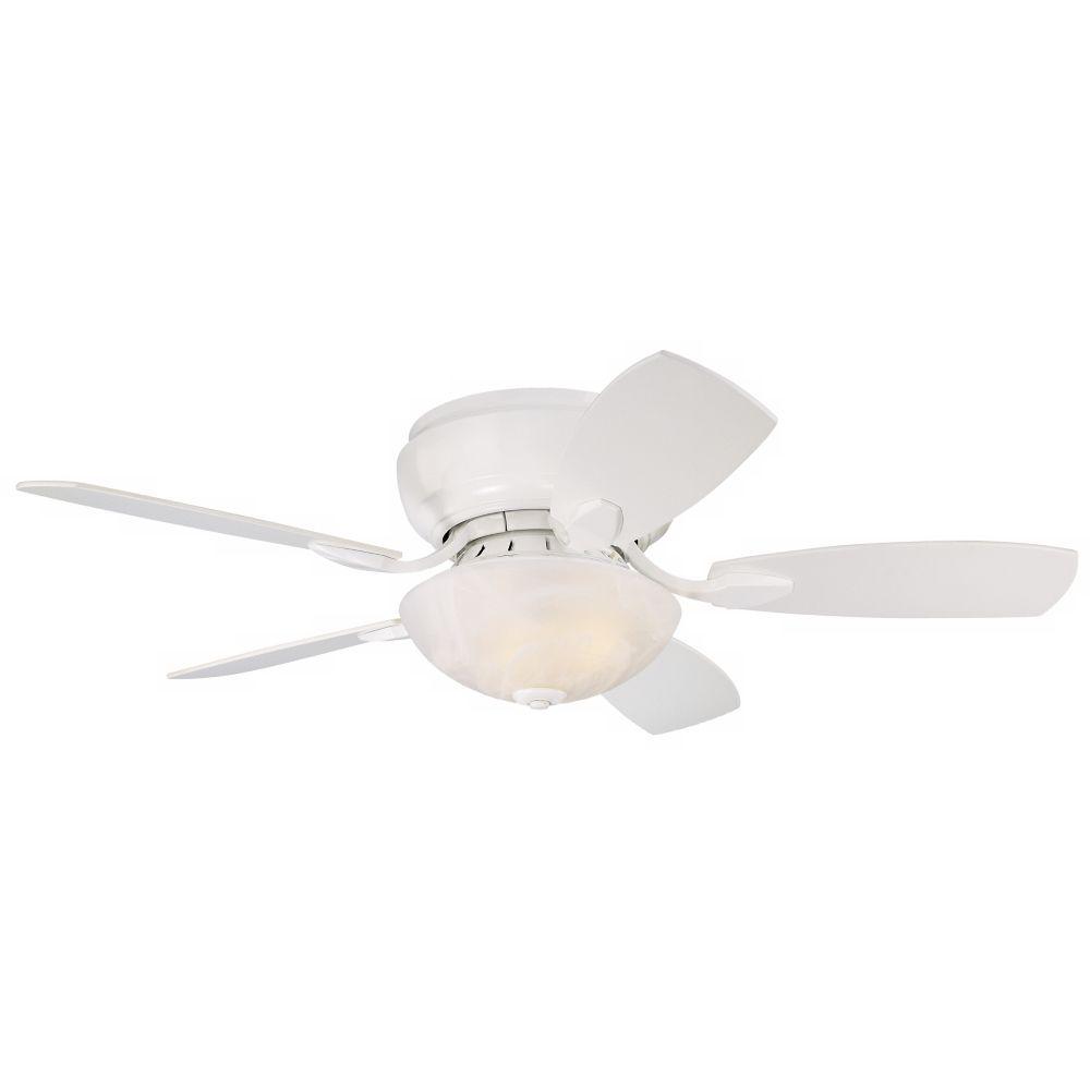 44 casa habitat white finish hugger ceiling fan products rh pinterest com