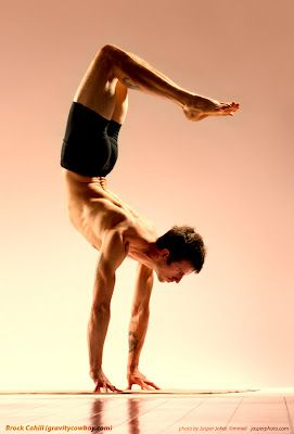 Great Interview With Brock And Krista Cahill Yoga Inversions Yoga Pictures Yoga