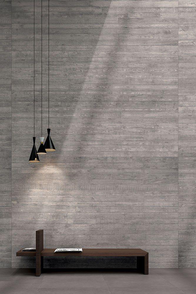 Porcelain Stoneware Wall Floor Tiles With Concrete Effect Cement Project By Cotto D Este Bank