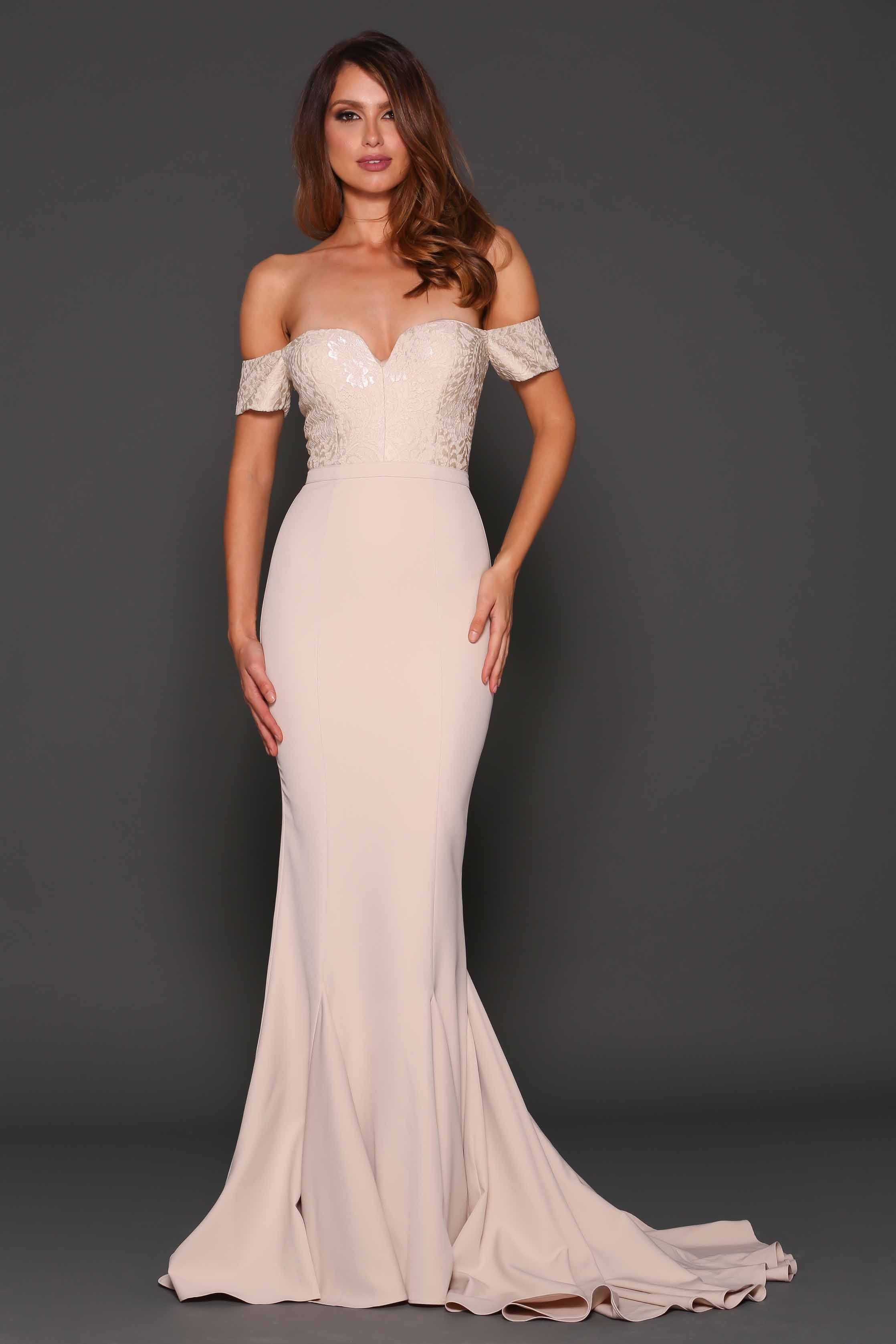 Dresses for wedding maids  Annabella gown  Gowns Formal and Maids