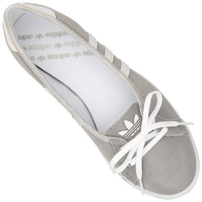 Adidas Originals Court Star Slim Ballerina Flats