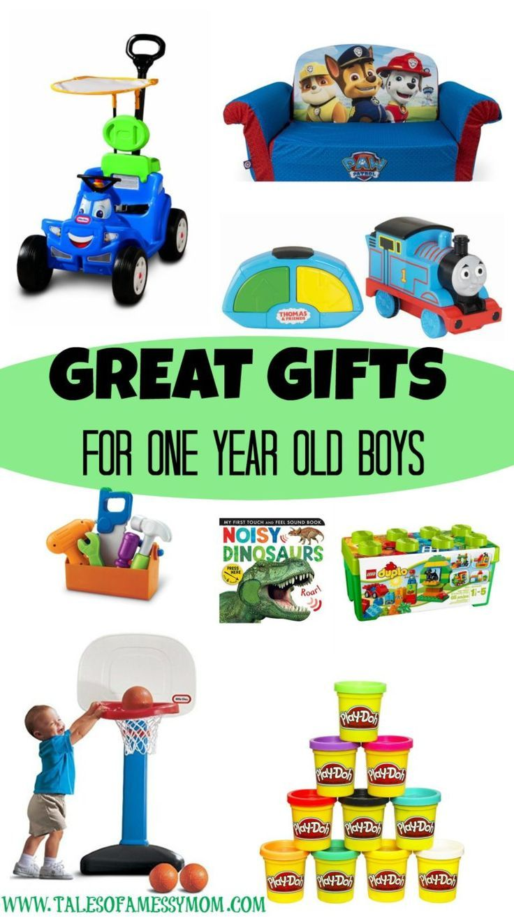 Gift Ideas for One Year Old Boys One year old christmas