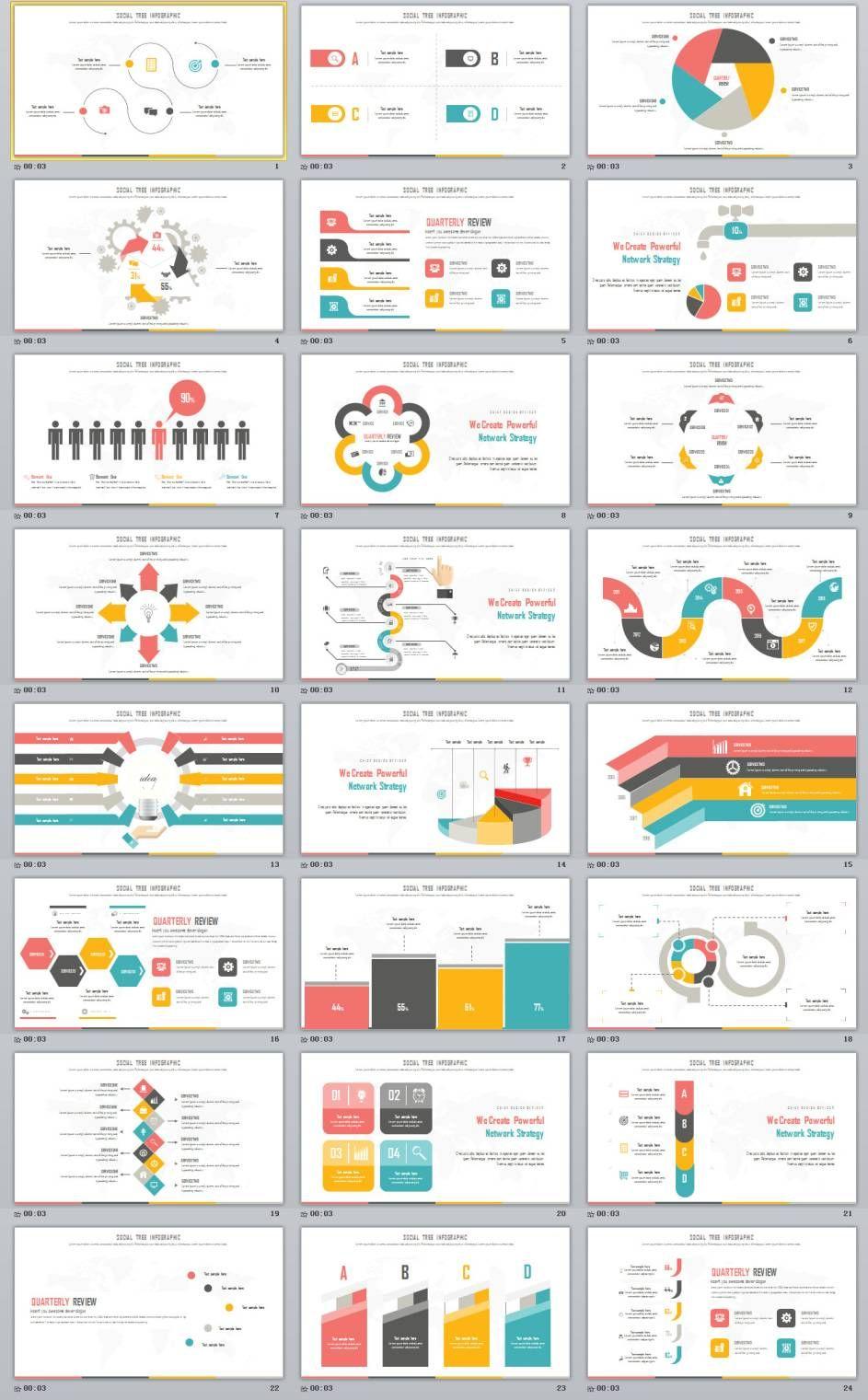 24 best infographic design powerpoint templates infographic 24 best infographic design powerpoint templates toneelgroepblik Choice Image