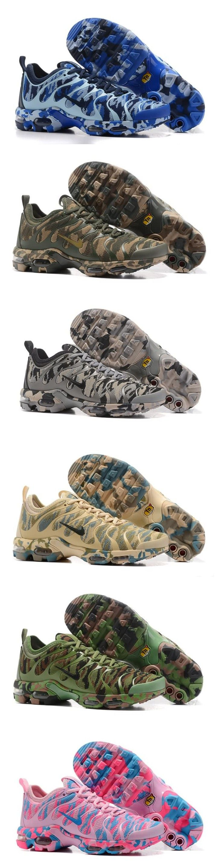 351889cc277 Nike Air Max Plus TN Ultra Camouflage Unisex shoes Free Shipping 36-46  WhatsApp 8613328373859