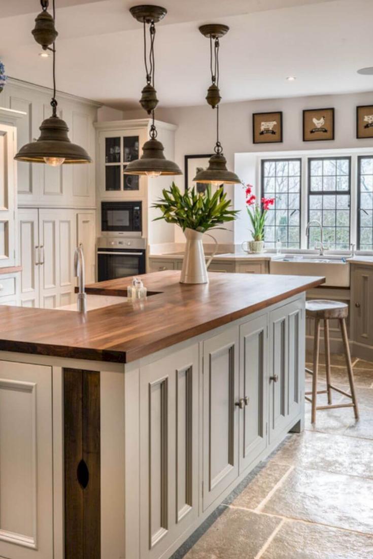 Kitchen Cabinet Arrangement Ideas Farmhouse Farmhouse Style