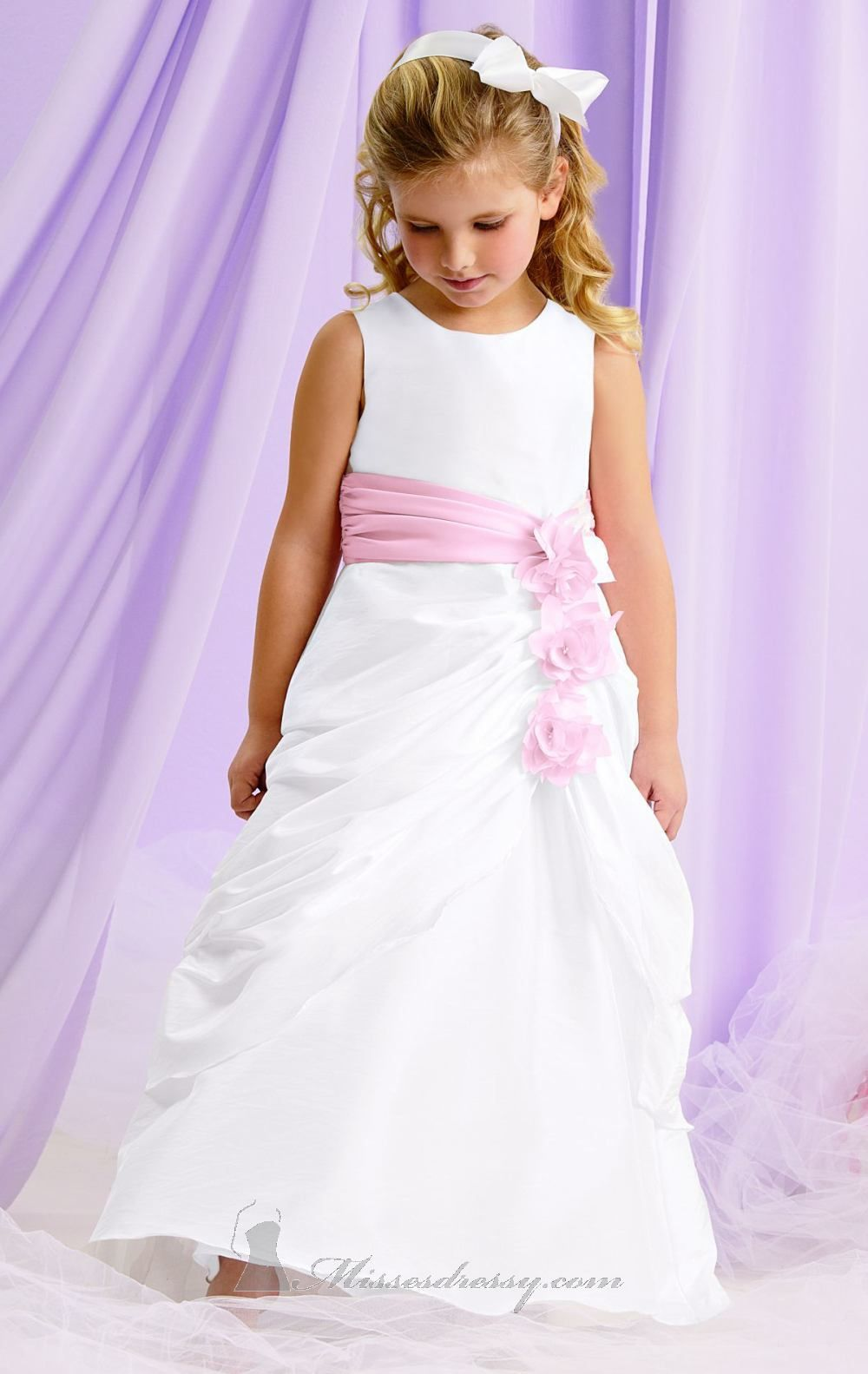 Bridal gowns with red accents  Jordan L Dress  MissesDressy  Kidsu Dresses  Pinterest