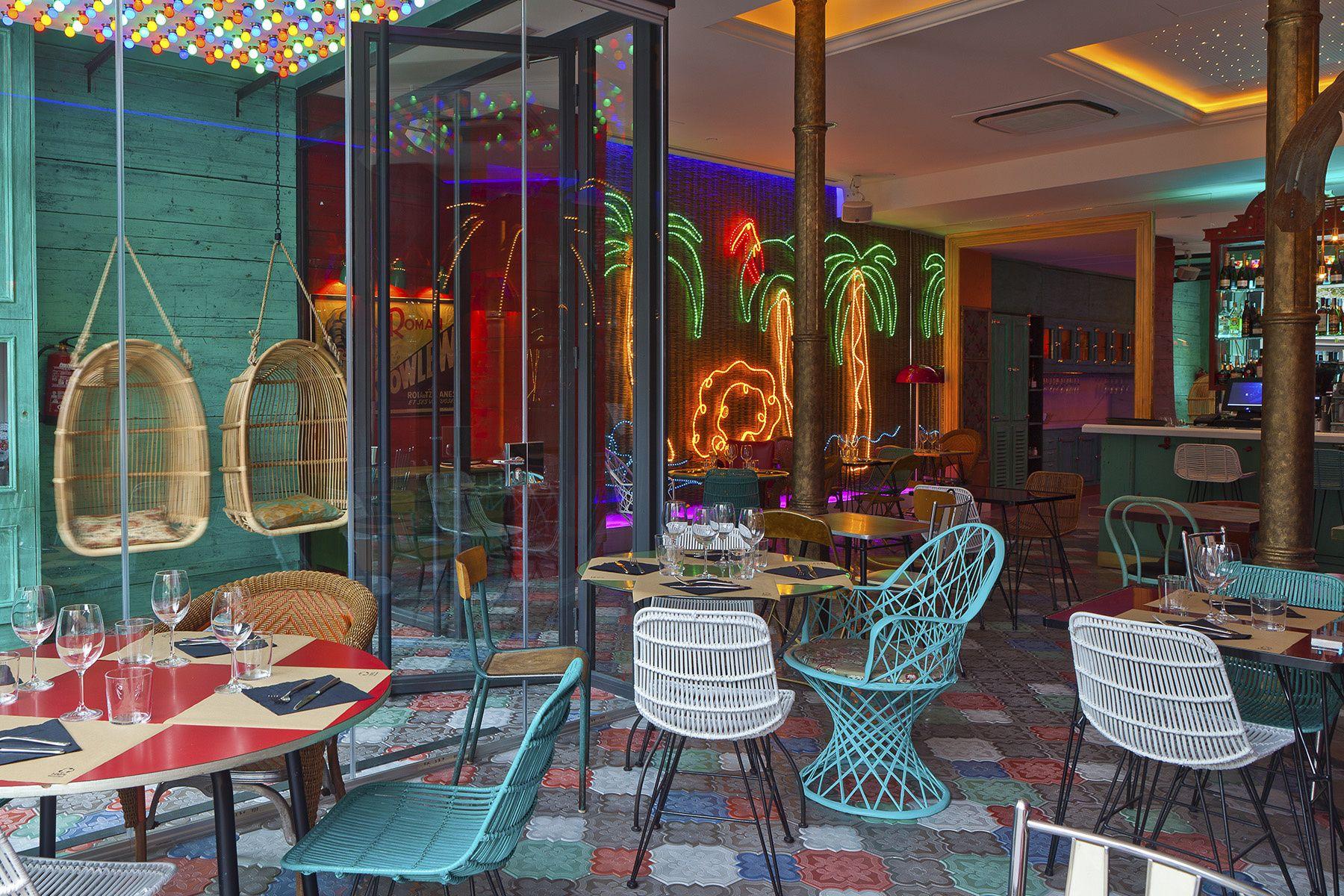 Restaurante Bananas Restaurantes Cafeterías