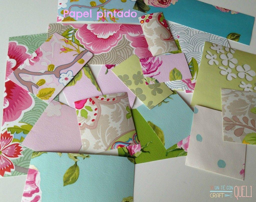 Papel Pintado Home Design Ideas Pinterest Papel Pintado  ~ Decorar Muebles Con Papel Pintado