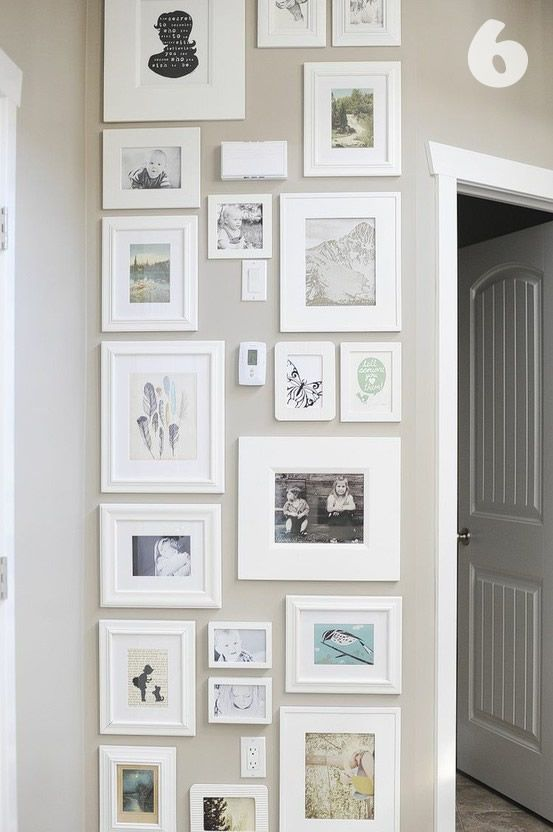 Diy Art Photo Wall Collages Endless Inspiration Picklee Home