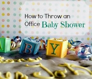 High Quality Tips For Throwing A Successful Office Baby Shower  Momo
