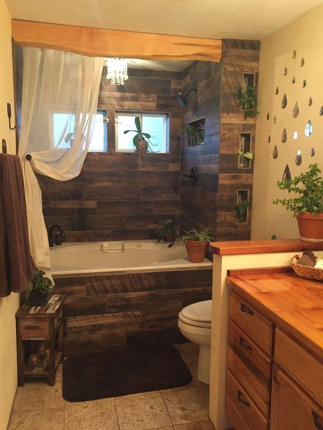 Bathroom Remodel   Remodel bathroom and House