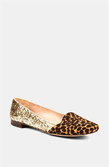 vince camuto leopard flats