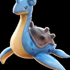Lapras Pokemon Lapras Pokemon Character Art