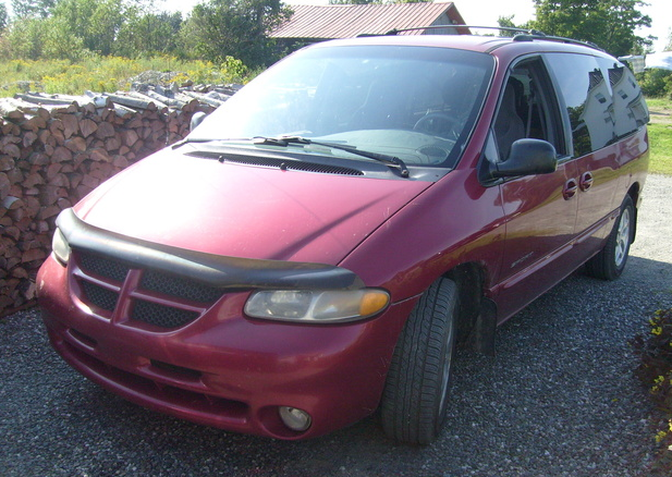 1999 dodge grand caravan owners manual it s not hard to understand rh pinterest com 1999 dodge grand caravan manual pdf Old Dodge Caravan