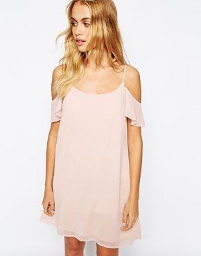 1cacf9c62ed Fashion+Union+Dress+With+Off+Shoulder+Detail