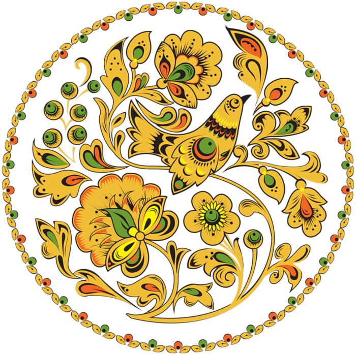 Картинка орнамента русского
