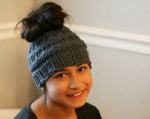"... ""The Best Free Crochet Ponytail Hat Patterns (aka Messy Bun Beanies) –  This Season s Fave Gift!"" and ""Everyone s Going Crazy for Knit and … 5cff1e03b576"