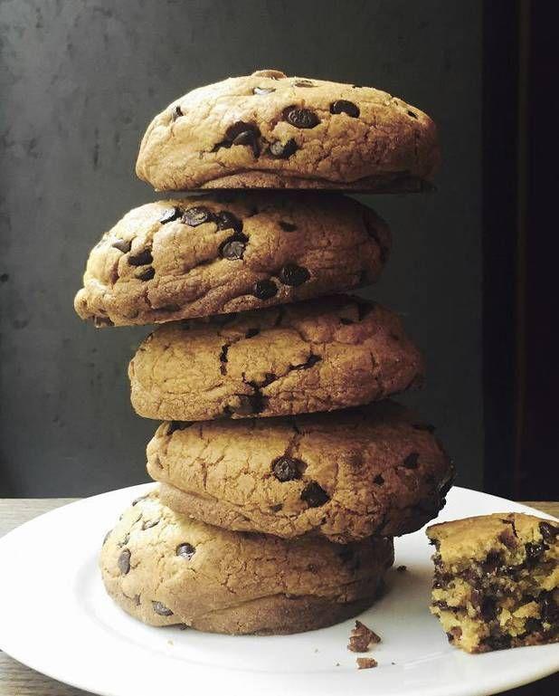 chocolate chip cookies originaux recette chocolat. Black Bedroom Furniture Sets. Home Design Ideas