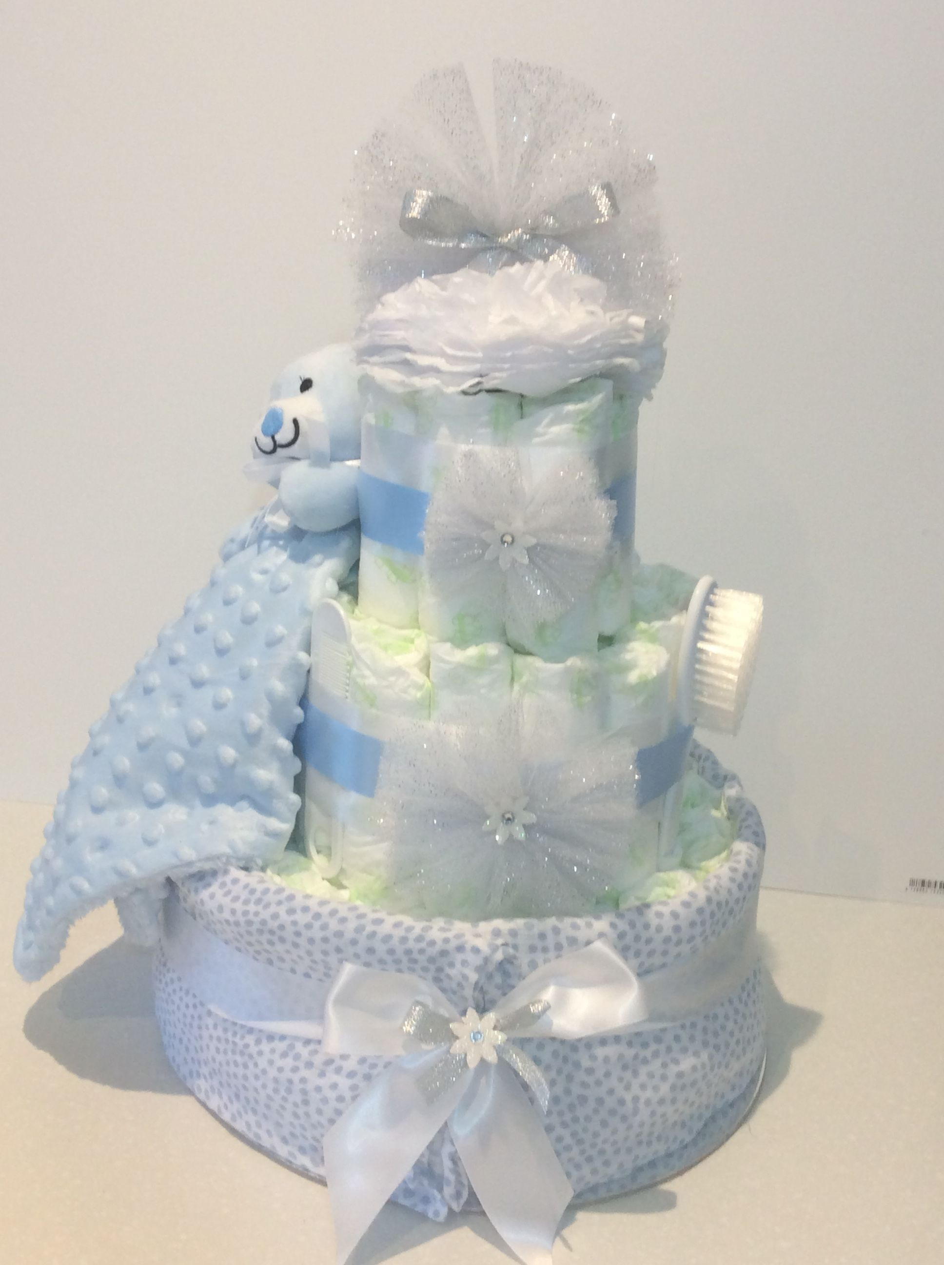 Pin By Miriam Martinez On Diaper Cakes In