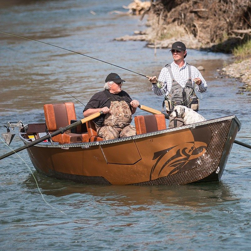 Pavati warrior drift boat boating kayak boats and fly for Drift boat fishing