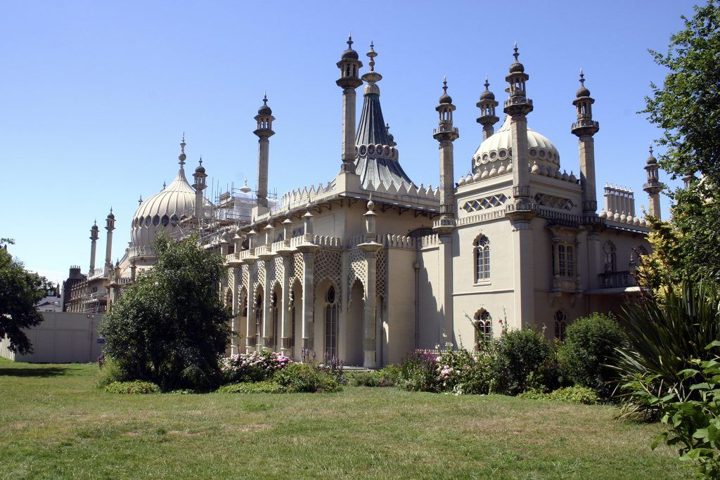 Royal Pavilion, Brighton - England