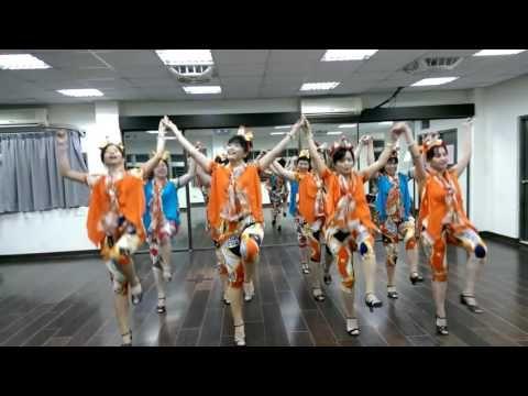 美麗佳人舞蹈班--212、聖誕快樂!(王繹龍) 聖誕帶動跳 - YouTube